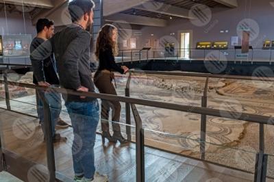 spello Villa dei Mosaici di Spello villa romana mosaici storia arte ragazzi