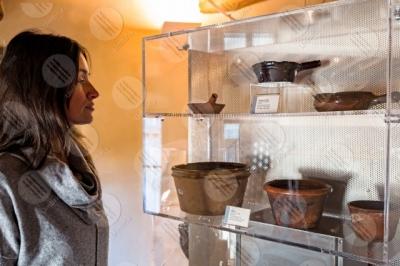 marsciano Museo Dinamico del Laterizio e delle Terrecotte terracotta terrecotte donna ragazza dettagli particolari arte