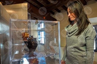 marsciano Museo Dinamico del Laterizio e delle Terrecotte terracotta terrecotte arte donna ragazza dettagli particolari