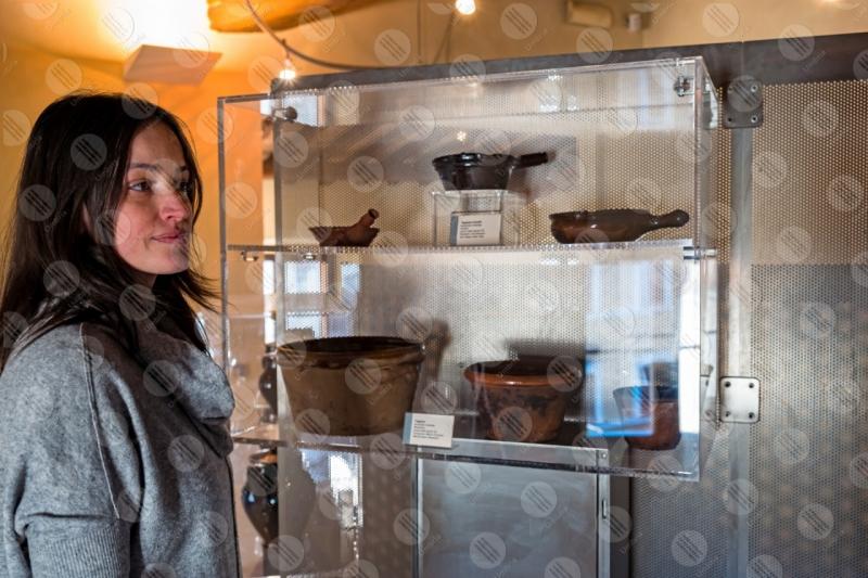 Museo Dinamico del Laterizio e delle Terrecotte terracotta terrecotte arte donna ragazza  Marsciano