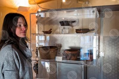 marsciano Museo Dinamico del Laterizio e delle Terrecotte terracotta terrecotte arte donna ragazza