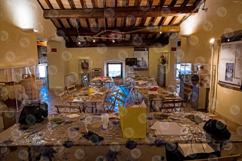 Museo Dinamico del Laterizio e delle Terrecotte terracotta terrecotte laboratorio bambini  Marsciano