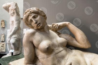 perugia museum Accademia di Belle Arti Pietro Vannucci plaster cast gallery Perugia sculptures art