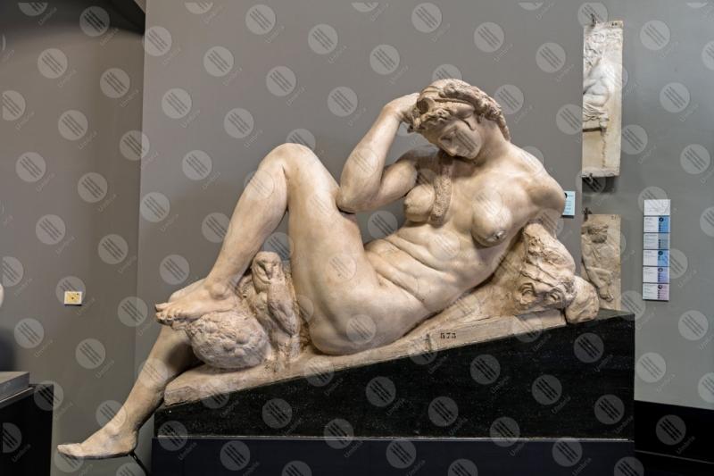 museum Accademia di Belle Arti Pietro Vannucci plaster cast gallery Perugia sculptures art  Perugia