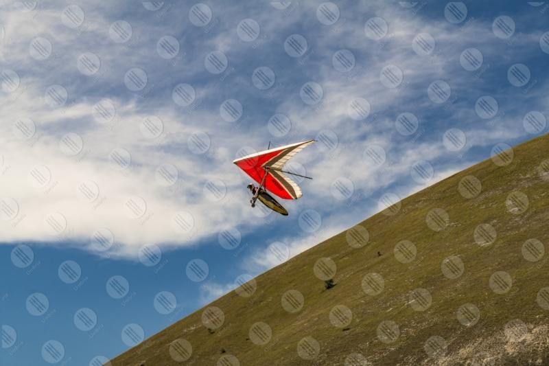 parco Monte Cucco deltaplano sport volo cielo  Eugubino - Altochiascio